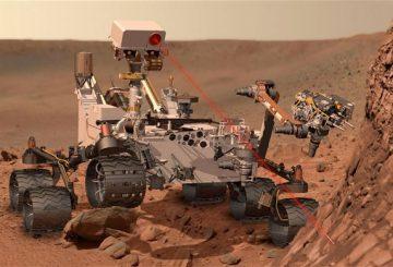 100 jours de Curiosity sur Mars