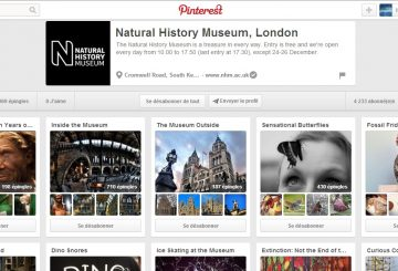 8 incredible museums sharing on Pinterest