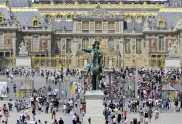 Le château de Versailles repense totalement son accueil au public