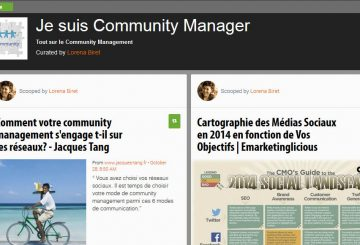 Je suis Community Manager