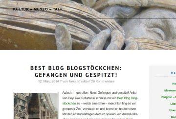 Kultur – Museo – Talk