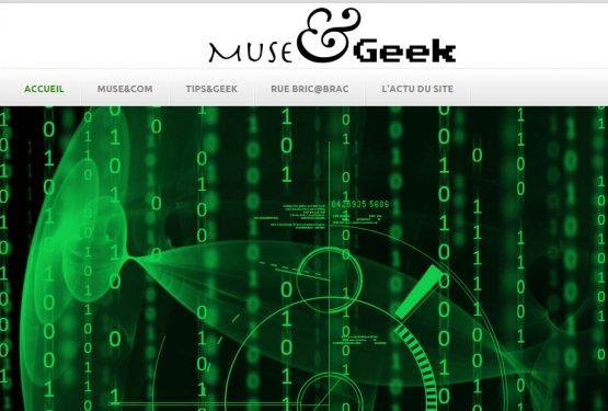 Muse&Geek