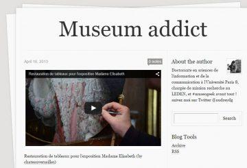 Museum addict