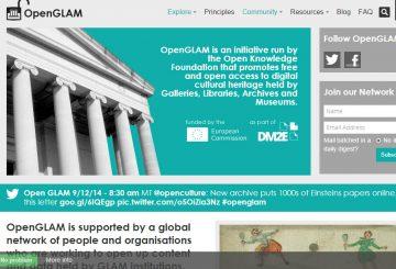 OpenGLAM