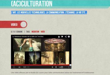 (ac)culturation