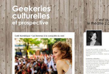 Geekeries culturelles et prospectives