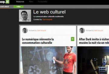 Le web culturel
