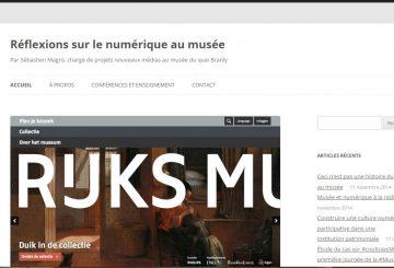Réflexions sur le numérique au musée