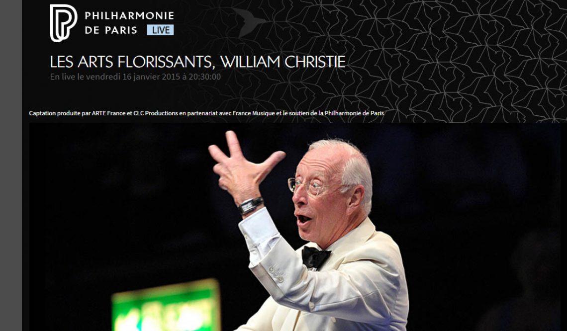 {PRESS} Philharmonie de Paris