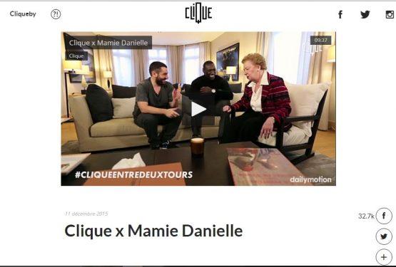Entendre Danielle Merian… ça fait du bien