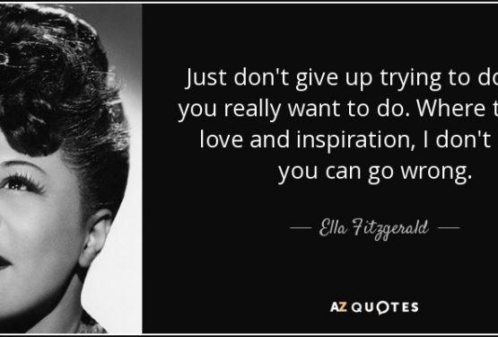 PoWE! – Ella Fitzgerald