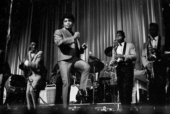 PoWE! – James Brown