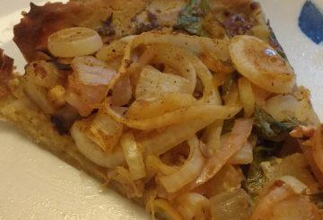 Gluten Free Onion Tart