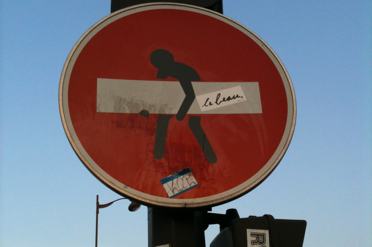 Paris StreetArt_Lebeau