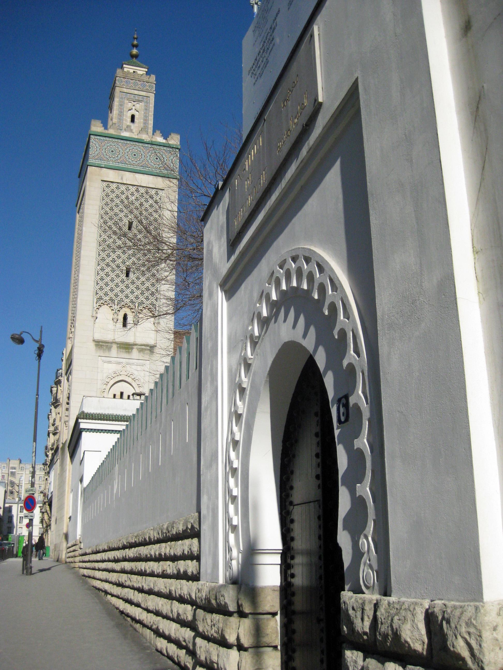 Mosquee de Paris_by Marie Sophie Bock Digne (https://www.flickr.com/photos/planetevivante/)